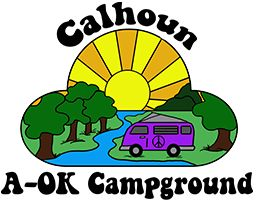 Camping in georgia - Calhoun A-OK Campground