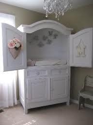 repurposed furniture nursery - Google Search