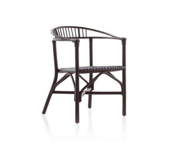 70s reedited Altet Dining armchair by Expormim | Restaurant chairs