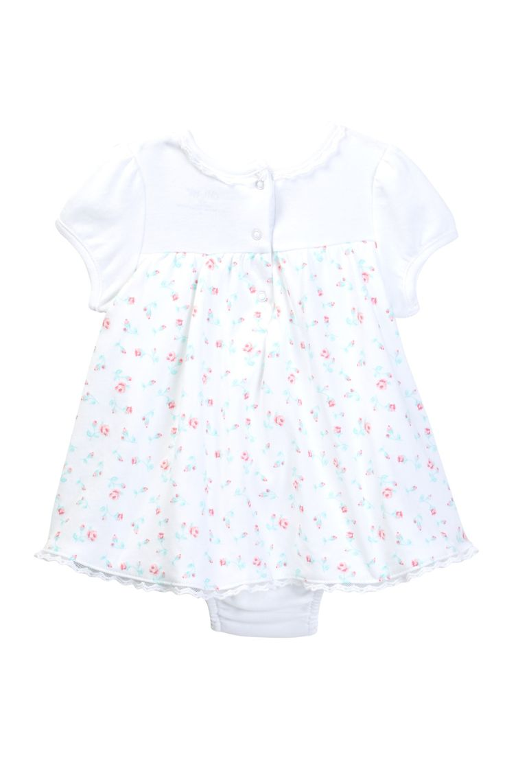 Little Me - Rosebud Popover & Hat Set (Baby Girls) is now 50% off. Free Shipping on orders over $100.
