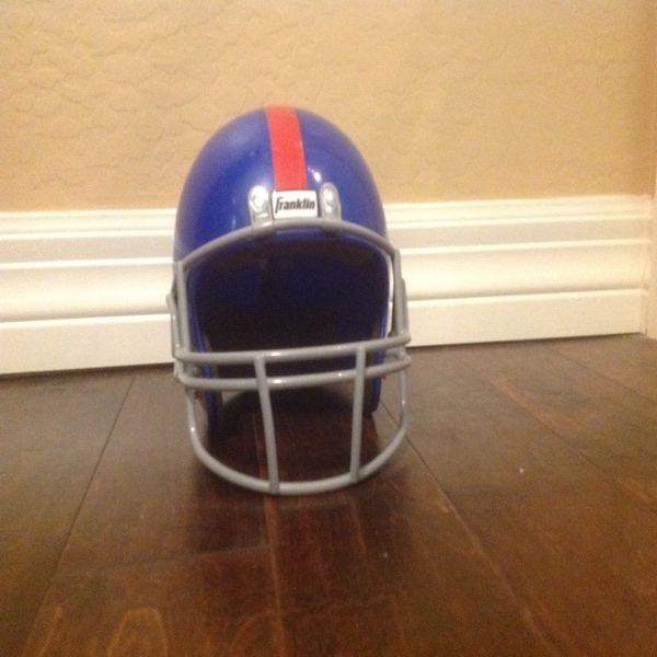For Sale: Giants Football helmet  for $10