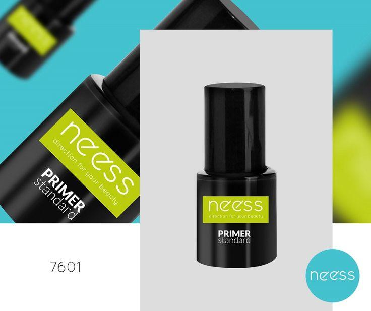 Primer NEESS wytrawia płytkę paznokcia sprawiąc, że zwiększa przyczepność bazy do naturalnej płytki paznokcia, co sprawia, że manicur hybrydowy utrzymuje się dłużej. Pojemność 8ml.