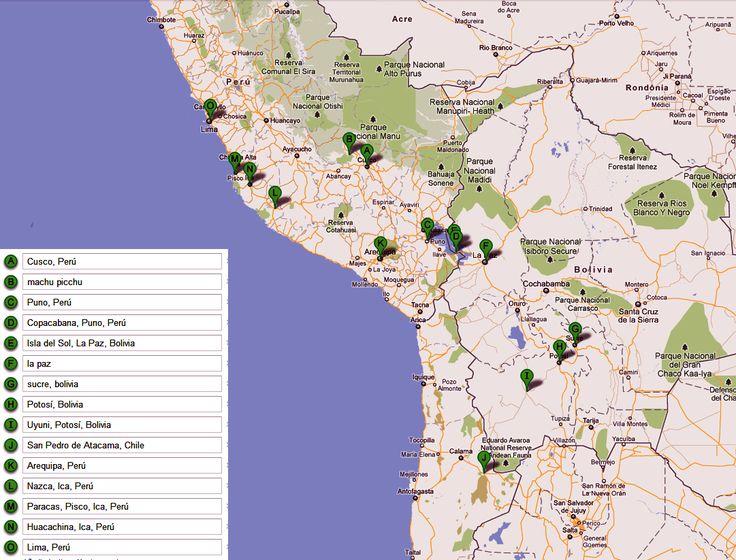 http://snip.ly/S5Th Viajando por Bolivia y Perú durante un mes