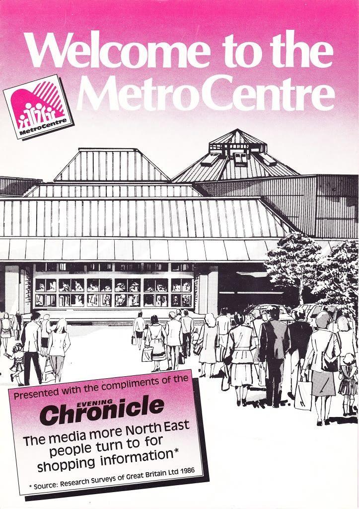 Metro Centre, 1986
