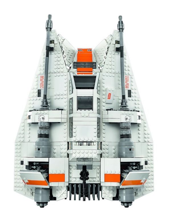 "<font><font>Lego to Release Updated Star Wars ""Ultimate Collector Series"" Snowspeeder</font></font>"
