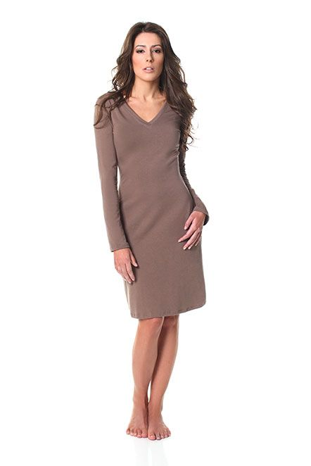 Lux Sleepwear Close Encounter Hazelnut