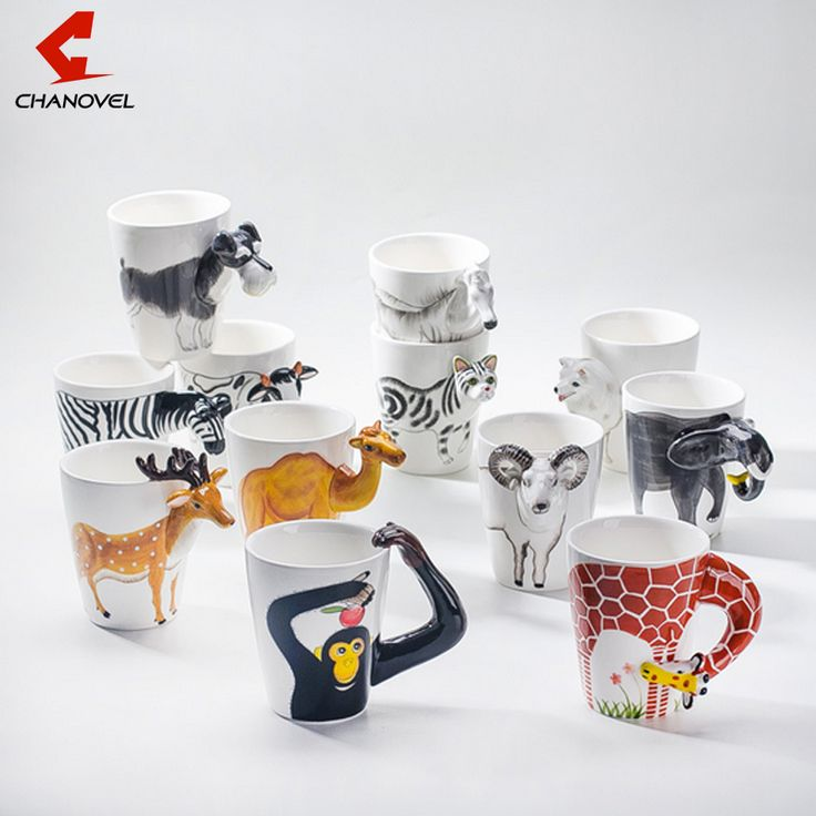 2017 Festival Gift Ceramic Coffee Milk Tea Mug 3D Animal Shape Hand Painted Deer Giraffe Cow Monkey Dog Cat Camel Elephant Cup |  Buy online 2017 Festival gift Ceramic coffee milk tea mug 3D animal shape Hand painted Deer Giraffe Cow Monkey Dog Cat Camel Elephant cup only US $15.00 US $12.15. This shopping online sellers provide the information of finest and low cost which integrated super save shipping for 2017 Festival gift Ceramic coffee milk tea mug 3D animal shape Hand painted Deer…