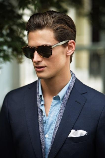 Accessories make the outfit.: Men S Style, Men S Fashion, Guy, Scarf, Boy, Eye, Shirt