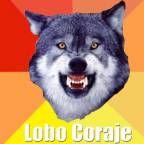 Lobo Coraje