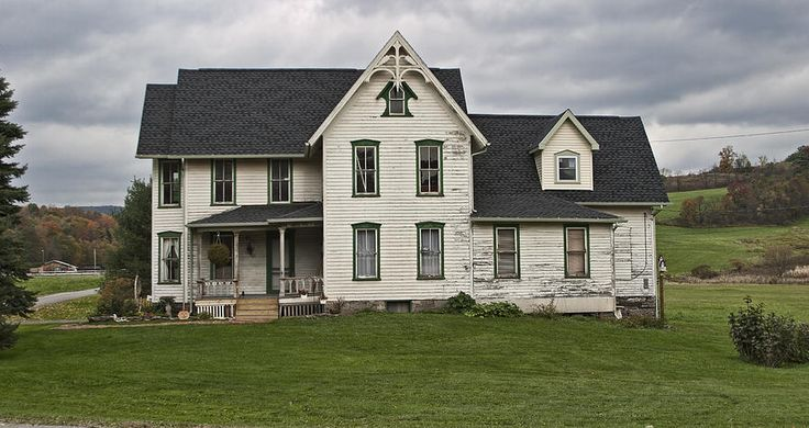 Victorian Farmhouse Photograph by Gregory Scott