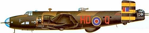 Handley-Page Halifax
