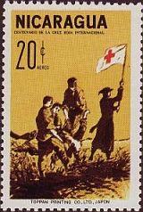 Nicaragua - Vöröskereszt