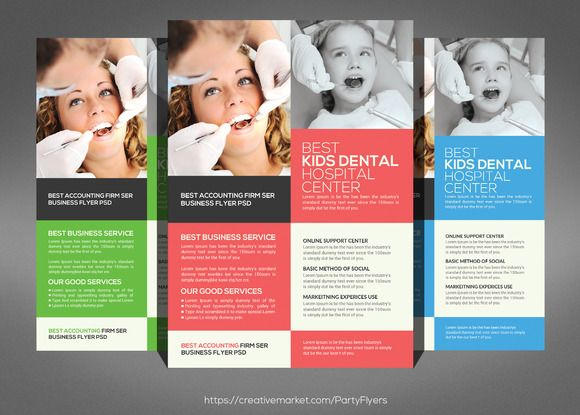 family dentistry flyer template creativework247 flyer templates flyers design flyers ideas