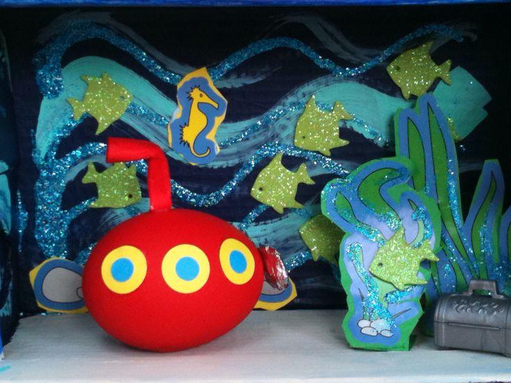 Submarine Easter egg