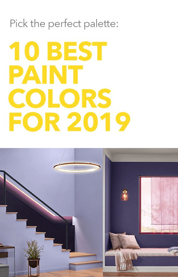 10 Best Paint Colors For 2019 Trending Paint Colors Top Paint