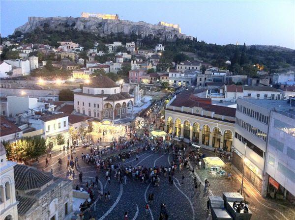 Monastiraki Athens Flea Market