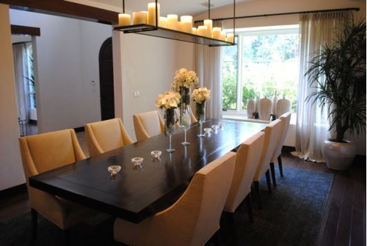 Cozy Dining Room Idea