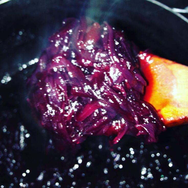 #Mermelada de Cebolla al vino tinto #MuriGourmet #ConAmorEsMasRico #CreandoSabores