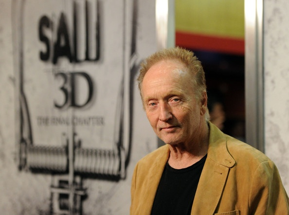Tobin Bell.  He MADE the John Kramer character.  Much Like Ashley Williams, another actor who melts into his role.  Tobin makes EVERY role better because he deeply personalizes the character and understands him, listens to him and brings out elements that we didn't necessarily know were there.  This is my #1 dream Actor to work with.