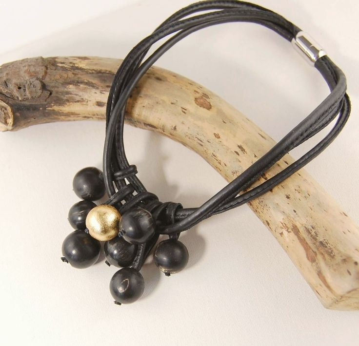 horn baubles- simple and bold