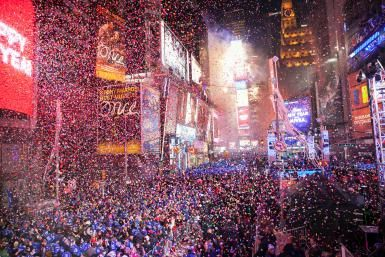 The Essential Guide to Ringing in 2016 in Times Square, NYC