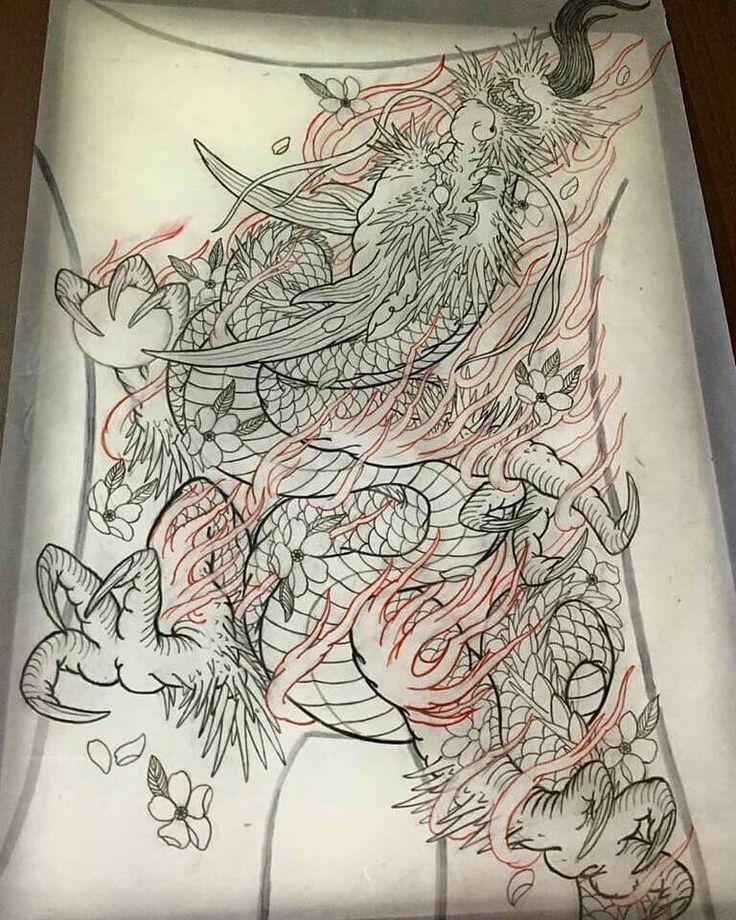 25 Best Dragon Art Images On Pinterest