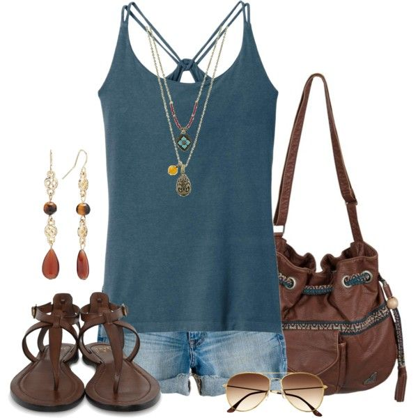 The Good Life, created by qtpiekelso on Polyvore