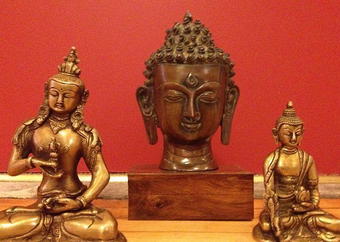 Buddhist Sculpture at Khazana