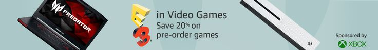 Huge sale on Amazon.ca for E3 $30 off most Pre-orders KH3 SW:BF2 Destiny 2 Death Stranding and tons more. #Playstation4 #PS4 #Sony #videogames #playstation #gamer #games #gaming
