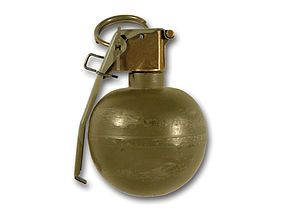 The grenade is a symbol of how the japanese were ordered to sucide. pull it and hold it to there chest. #rothzroom