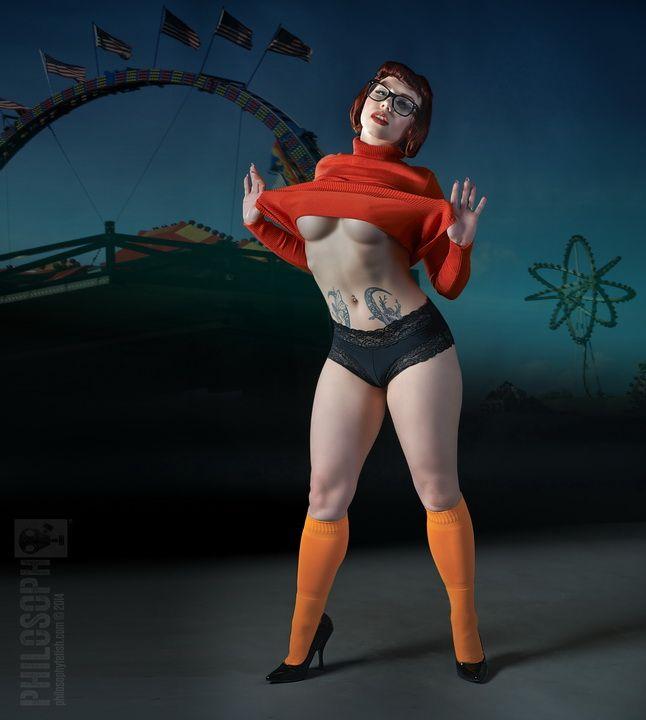 velma-from-scooby-doo-skirt-naked-bdsm