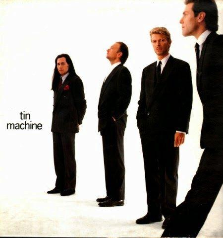 "Tin Machine.David Bowie ""Tin Machine"" 1989"