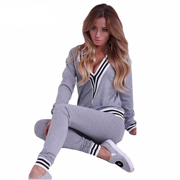 #fashion #accessories Cotton full track... has just been added to our catalog, follow the link http://modatendone.co.uk/products/cotton-full-tracksuit-jogger-pants-and-sweatshirt-sexy-fitness-suit-for-woman?utm_campaign=social_autopilot&utm_source=pin&utm_medium=pin