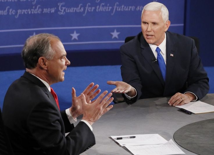 a review of the presidential debate of 1996 The presidential debates had little to no impact on voter preferences during the debate periods in 1984, 1988, and 1996 presidential debate to a review of.