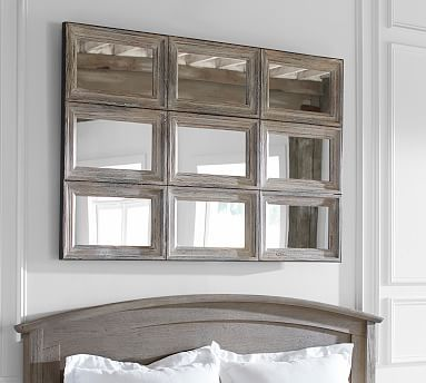 Aiden Extra Large Wall Mirror Sale $479 #potterybarn