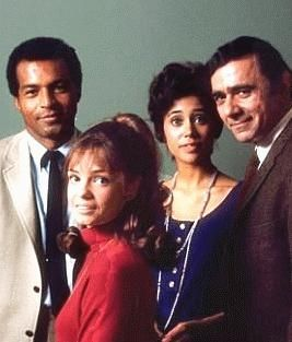 Room 222 -  Ran from 1969-1974  (Isn't the man on the right in My Big Fat Greek Wedding?)