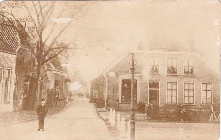 Brinkstraat Hengelo (jaartal: Voor 1900) - Foto's SERC