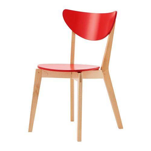 Chaise design scandinave pas cher de Ikea - Nordmyra  http://www.homelisty.com/chaise-design-pas-cher/