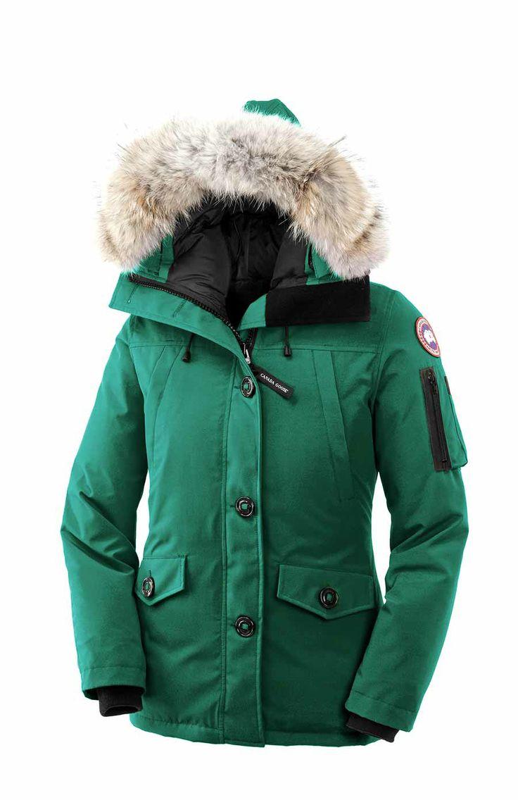 Canada Goose coats outlet fake - Canada Goose Montebello Parka - Arctic Surf | Outerwear | Pinterest