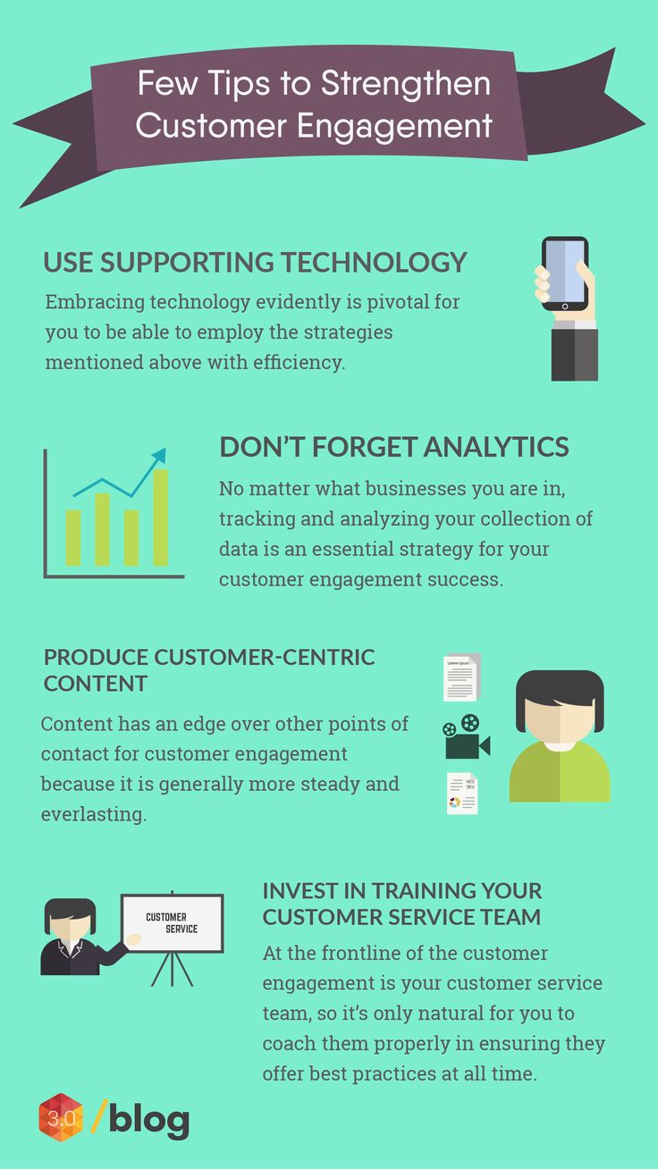 The way businesses engage with their customers has experienced a major shake-up in the past decades. No longer are this engagement bound to the marketing and sales process only, it now expands to a bigger realm with the increasing prevalence of communication channels – prominently social media.    #customerengagement #customer #customerservice