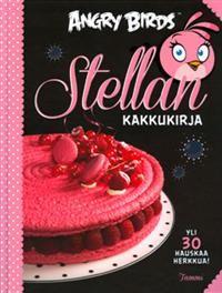 http://www.adlibris.com/fi/product.aspx?isbn=9513172120   Nimeke: Angry Birds - Stellan kakkukirja - Tekijä: Samu Koskimies - ISBN: 9513172120 - Hinta: 11,80 €