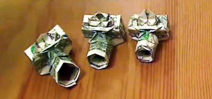 How to Fold an Origami Camera Using Nothing But a Dollar Bill