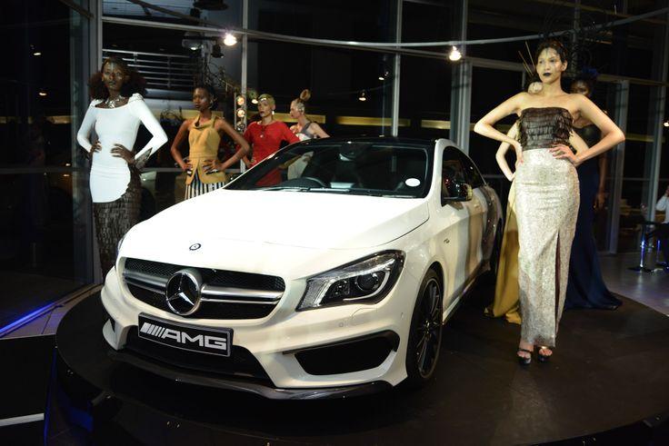 AMG roadshow at Mercedes-Benz Menlyn