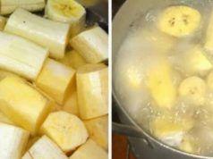 Uvařte si banány se skořicí a vypijte to před spaním. S vaším tělem to udělá zázraky!