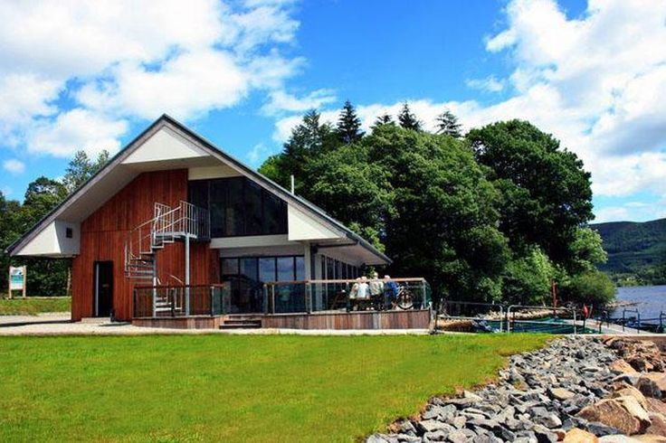 Venachar Lochside Is A Wedding Venue In Callander Loch Lomond The Trossachs Stirling Forth Valley Beautiful Trossochs Location On T
