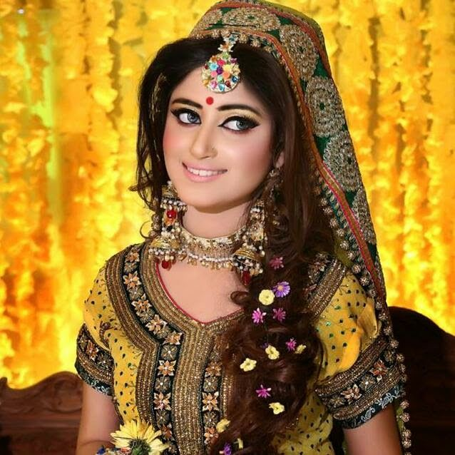 Pakistan's Fashion Model & Actress, Sajal Ali