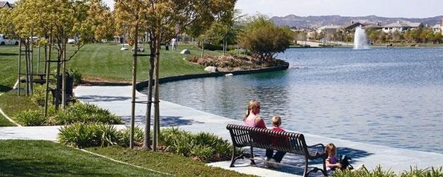 Harveston lake - great community to raise kids