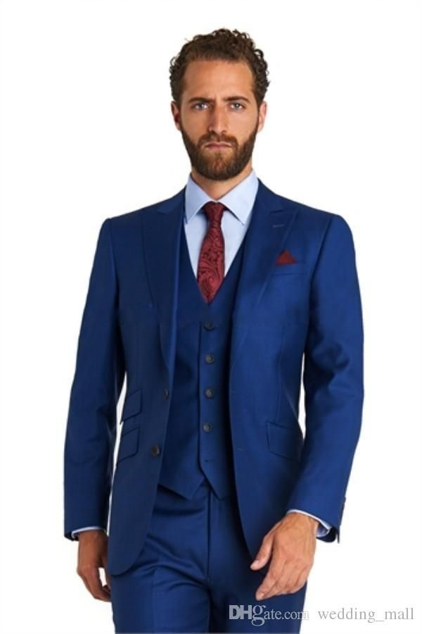 25 Best Ideas About Royal Blue Mens Suit On Pinterest