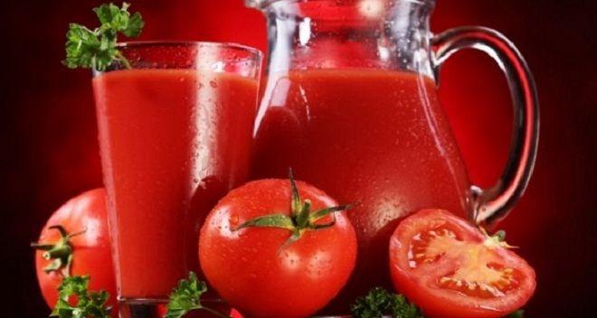 Pozrite sa, čo sa bude diať, ak budete piť paradajkový džús každý deň