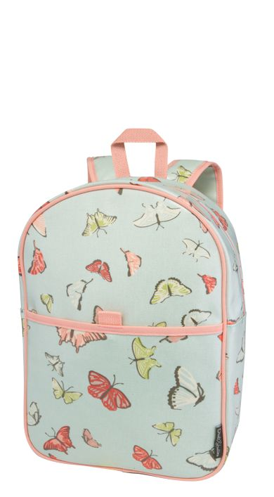 dwellstudio for thermos butterfly insulated backpack